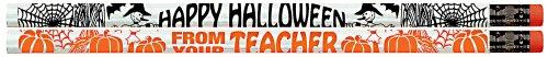 Happy Halloween From Your Teacher-Happy Halloween From Your Teacher