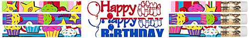 Happy Birthday Cupcakes-Happy Birthday Cupcakes